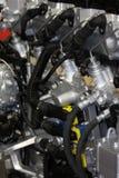 Motor del carro imagen de archivo libre de regalías