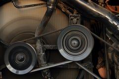Motor del coche. Imagen de archivo libre de regalías