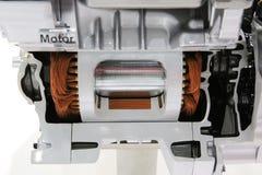 Motor del coche Imagenes de archivo