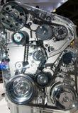 Motor del coche Imágenes de archivo libres de regalías