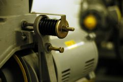 Motor del elevador Imagenes de archivo