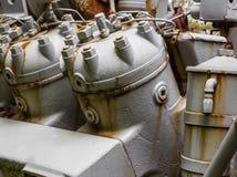 Motor del Grunge fotografía de archivo