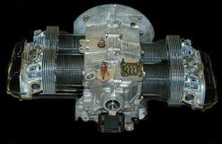 Motor del motor de VW Imagenes de archivo