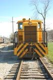 Motor del tren Foto de archivo