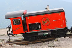 Motor del tren de Washington del montaje Imágenes de archivo libres de regalías