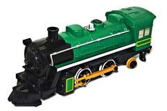 Motor del tren del juguete imagen de archivo libre de regalías
