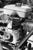 Motor del vintage Imágenes de archivo libres de regalías