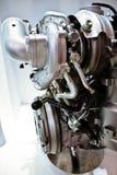 Motor dentro da vista Imagem de Stock Royalty Free