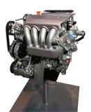 Motor der Formel 1 Stockbild