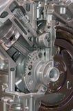 Motor-Detail Lizenzfreie Stockbilder