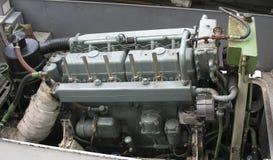 Motor diesel foto de archivo libre de regalías