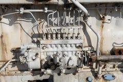 Motor do barco Fotos de Stock Royalty Free