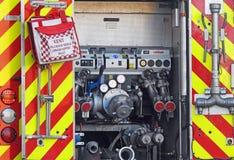 Motor do corpo dos bombeiros de Kent foto de stock royalty free