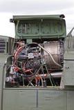 Motor do helicóptero Imagens de Stock