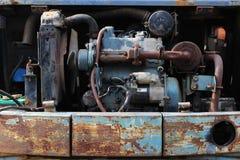 Motor do modelo velho Fotos de Stock Royalty Free