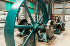 Motor do poder de vapor Fotografia de Stock Royalty Free
