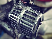 Motor do vintage Fotografia de Stock Royalty Free