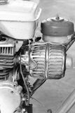 Motor do vintage Imagens de Stock Royalty Free