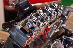 Motor durchschneiden in der Ansicht Stockfotografie