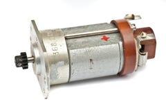 Motor eléctrico Fotografía de archivo