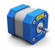 Motor eléctrico Fotografía de archivo libre de regalías