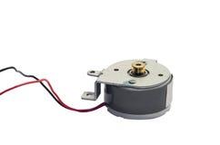 Motor eléctrico de la C.C. Imagen de archivo