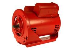 Motor eléctrico de la CA Fotos de archivo libres de regalías