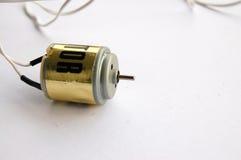 Motor electrónico Fotografía de archivo libre de regalías