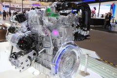 Motor engine Royalty Free Stock Photos