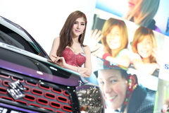 Motor Expo 2014 Stock Image