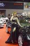 Motor Expo 2014 Stock Images