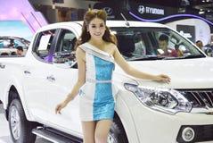 Motor Expo 2014 Royalty Free Stock Photos