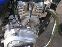 motor för cykelkurshopp Royaltyfria Bilder
