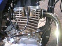 motor för cykelkurshopp arkivbild