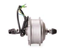 Motor för elektrisk cykel Arkivfoto