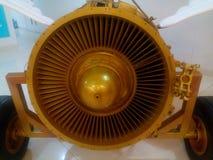 Motor först Arkivbild