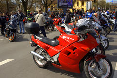 Motor Fest Varna Bulgaria Stock Photo