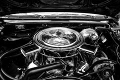 Motor full-size car Chevrolet Impala SS Convertible Royalty Free Stock Image