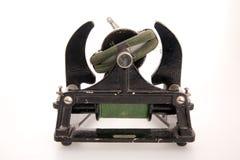 Motor generator AC DC electromagnetic Royalty Free Stock Images