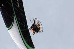 Motor glider Stock Images