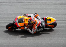 Motor GP 2011 at Sepang Malaysia Stock Photo