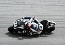 Motor GP 2011 at Sepang Malaysia Royalty Free Stock Images