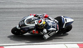 Motor GP 2011 at Sepang Malaysia Stock Image