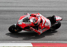 Motor GP 2011 at Sepang Malaysia Stock Photography