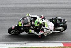 Motor GP 2011 in Sepang Maleisië Royalty-vrije Stock Foto's