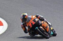Motor GP Sports at SI. Taking this picture at Sepang International Circuit during Motor GP race Royalty Free Stock Image