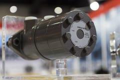 Motor hidráulico radial imagenes de archivo