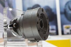 Motor hidráulico radial foto de archivo libre de regalías