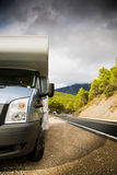 Motor Home Royalty Free Stock Photo
