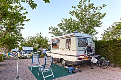 Motor home Stock Images